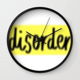 dis.0 Wall Clock