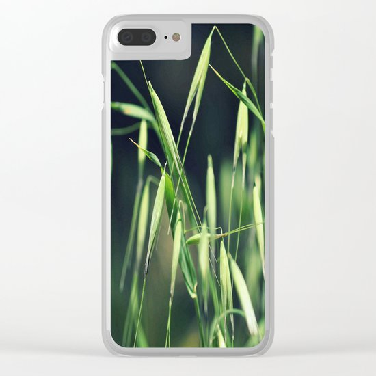nature # #### ### Clear iPhone Case