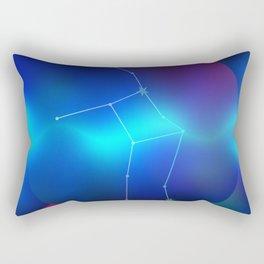 VIRGO (ZODIAC SYMBOL) Rectangular Pillow