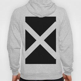 (CROSS) (BLACK & WHITE) Hoody