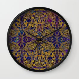 Indian Style G233 Wall Clock