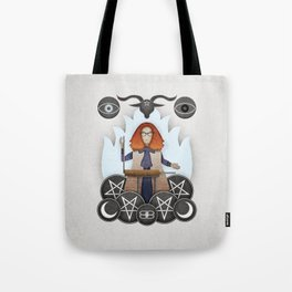Silver Springs: An Homage to Myrtle Snow Tote Bag