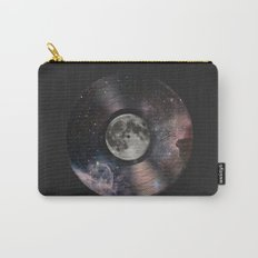 L.P. (Lunar Phonograph) Carry-All Pouch