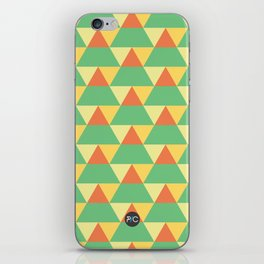 The Trees Change iPhone Skin