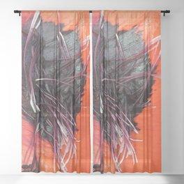 Mohn Sheer Curtain