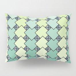 Tile Stacks Pillow Sham