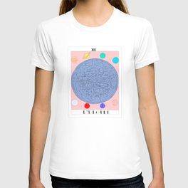 l'etoile - the star tarot card T-shirt