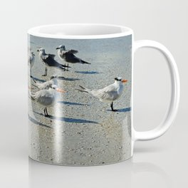 Just a Day at the Beach Coffee Mug