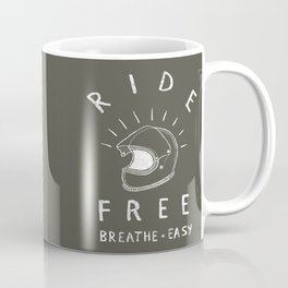 breathe easy Coffee Mug