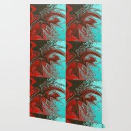 Amber glow Wallpaper