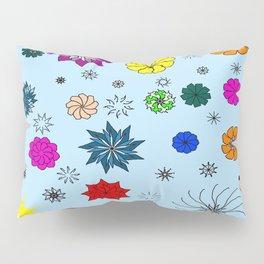 color me flaky Pillow Sham