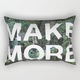 Mistakes Rectangular Pillow