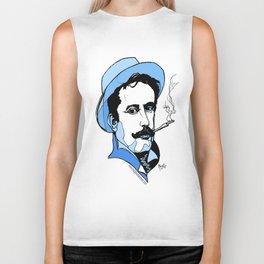 Giacomo Puccini Italian Composer Biker Tank