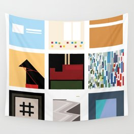 Death Cab For Cutie Wall Tapestry