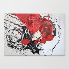 Stop the game Canvas Print