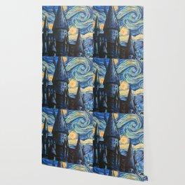 Hogwarts Night Wallpaper