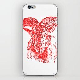 Mountain Sheep iPhone Skin