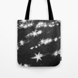 reflections pattern Tote Bag