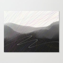 Flight Path Canvas Print