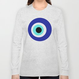 Blue Eye Long Sleeve T-shirt