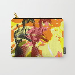 Colorful Abstract Pop Art Carry-All Pouch
