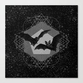 * Bats * Canvas Print