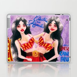 Elly and Iphy Laptop & iPad Skin