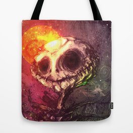 The Pumpkin King Tote Bag