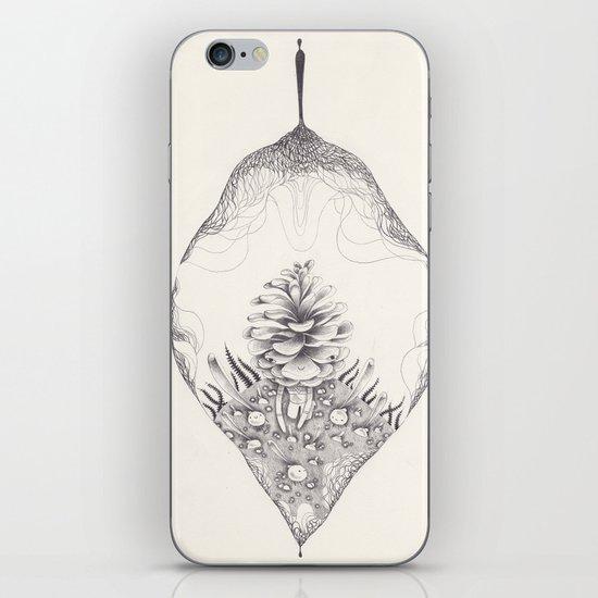 spirograph iPhone & iPod Skin