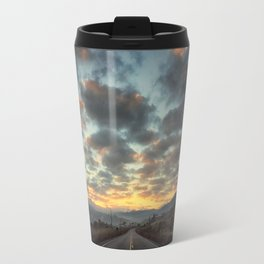 Road to Sunrise Travel Mug