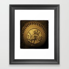 yankees Framed Art Print