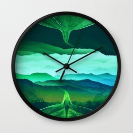 Proof of Existence Wall Clock
