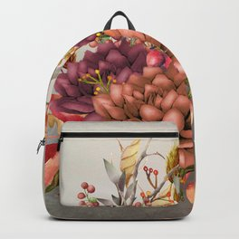 Autumn Botanicals Backpack