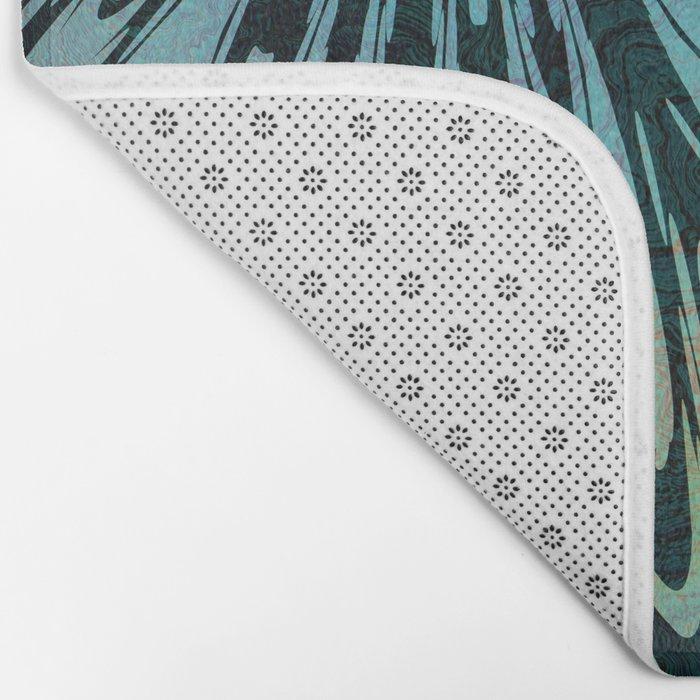 Native Tapestry Bath Mat