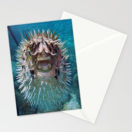 Puffer Stationery Cards