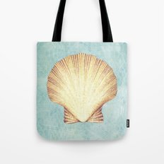 concha de mar Tote Bag