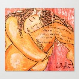 Body Love Canvas Print