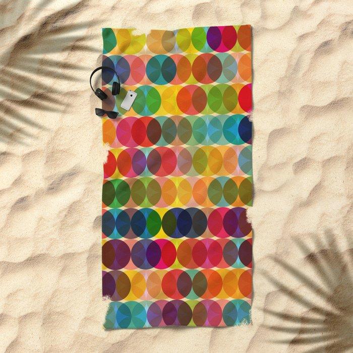 Sercuelar Beach Towel