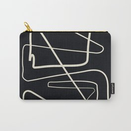 Movements Black Carry-All Pouch