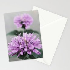 Porcupine Purple Stationery Cards
