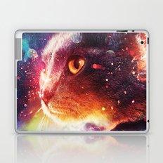 Cosmic Cat Laptop & iPad Skin