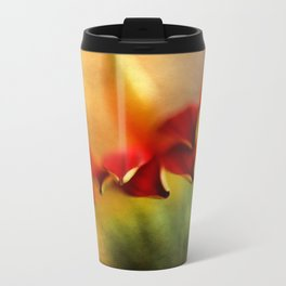 Summer Petals Travel Mug