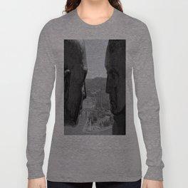 Washington & Guyasuta Long Sleeve T-shirt