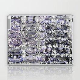 Post-Digital Tendencies Emerge (P/D3 Glitch Collage Studies) Laptop & iPad Skin
