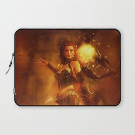 Witch Tower Laptop Sleeve