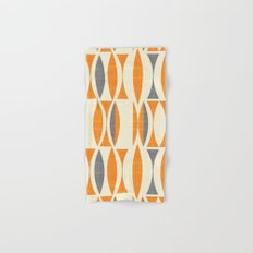 Seventies  orange Hand & Bath Towel