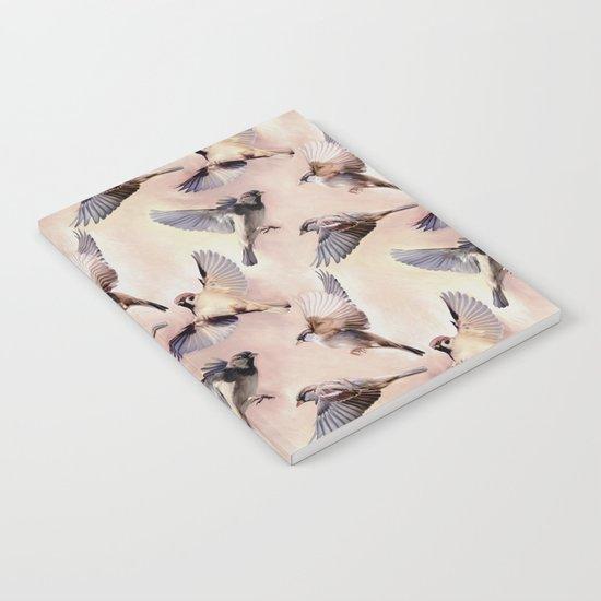 Sparrow Flight Notebook