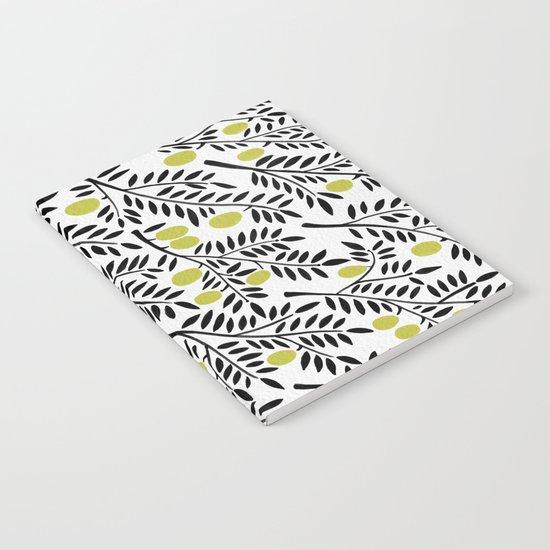 Little Lemons Notebook