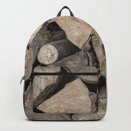 Firewood Backpack