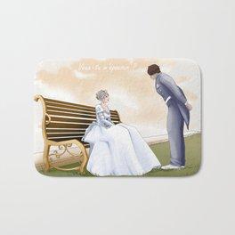 Demande en mariage Bath Mat